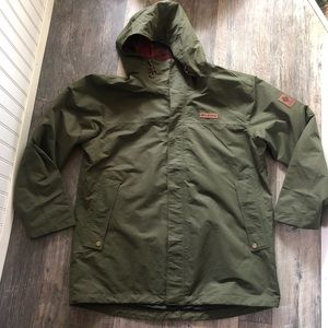 Columbia | Olive Green Jacket